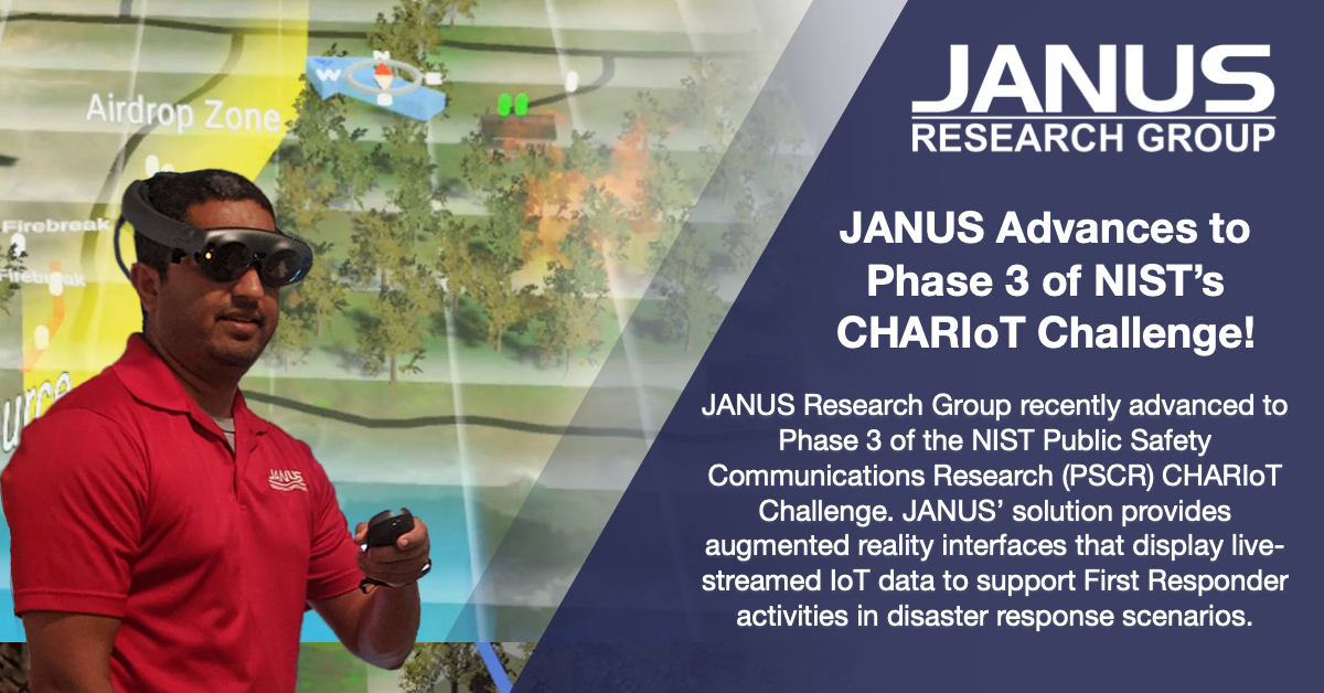 NIST'S Photo | JANUS Research Group